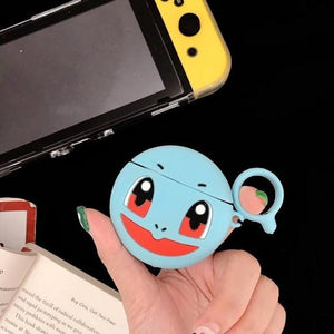 Pokemon 'Squirtle' Premium AirPods Case Shock Proof Cover-iAccessorize