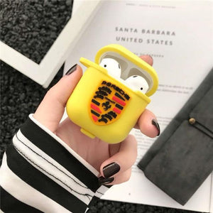 Porsche AirPods Case Shock Proof Cover-iAccessorize