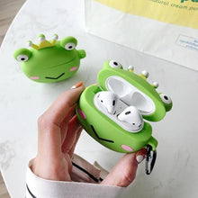 Load image into Gallery viewer, Prince Frog Premium AirPods Case Shock Proof Cover-iAccessorize