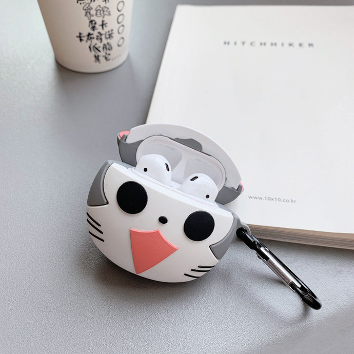 Cat Premium AirPods Case Shock Proof Cover