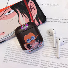 Load image into Gallery viewer, One Piece 'Shanks' AirPods Case Shock Proof Cover