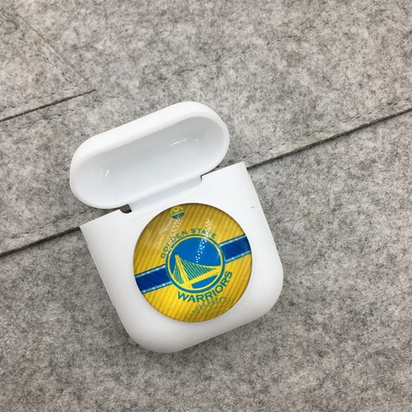 Golden State Warriors Airpods Case Shock Proof Cover