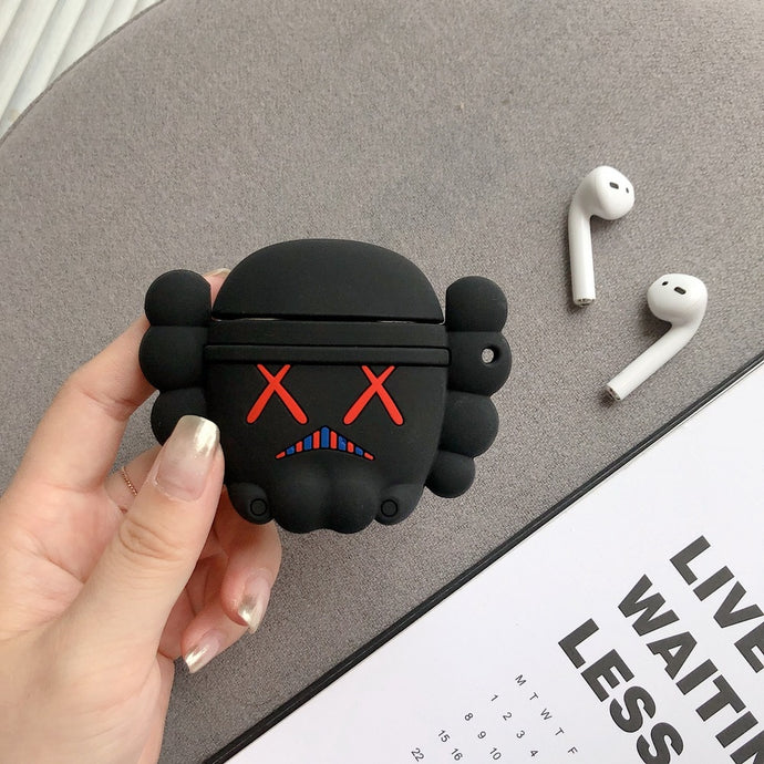 Star Wars 'KAWS Darth Vader' Premium AirPods Case Shock Proof Cover