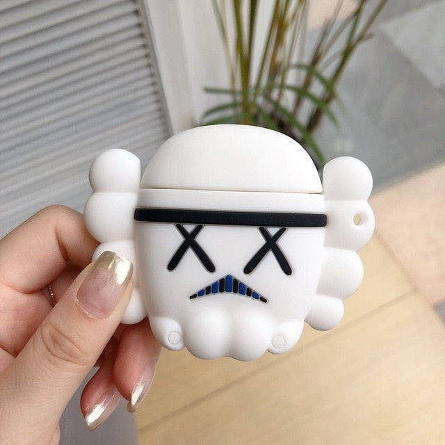 Star Wars 'KAWS Storm Trooper' Premium AirPods Case Shock Proof Cover