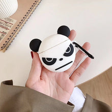 Load image into Gallery viewer, Angry Panda Premium AirPods Case Shock Proof Cover