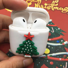 Load image into Gallery viewer, Christmas 'Christmas Tree' AirPods Case Shock Proof Cover
