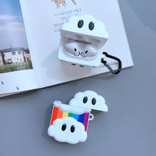 Load image into Gallery viewer, Rainbow Cloud Premium AirPods Case Shock Proof Cover