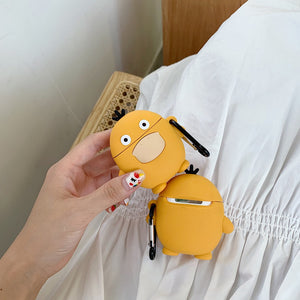 Pokemon Psyduck 'Comic' Premium AirPods Case Shock Proof Cover