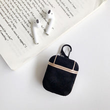 Load image into Gallery viewer, Luxury Suede AirPods Case Shock Proof Cover