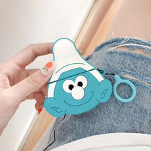 Load image into Gallery viewer, Smurfs Premium AirPods Case Shock Proof Cover