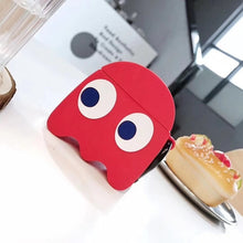Load image into Gallery viewer, Nintendo 'Pac-Man Ghost' Premium AirPods Case Shock Proof Cover