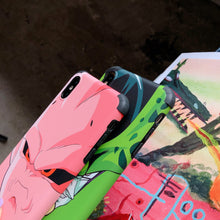 Load image into Gallery viewer, Dragon Ball Z | DBZ 'Cell' iPhone Case