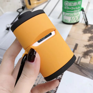 Retro Kodak Film Premium AirPods Case Shock Proof Cover