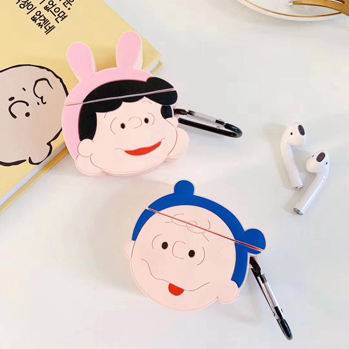 'Lucy In Costume' Premium AirPods Case Shock Proof Cover