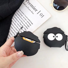 Load image into Gallery viewer, Tortoro Coal Ball Premium AirPods Case Shock Proof Cover