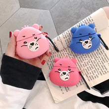 Load image into Gallery viewer, Care Bears 'Pouty Share Bear' Premium AirPods Case Shock Proof Cover