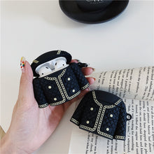 Load image into Gallery viewer, Fashion Jacket Premium AirPods Case Shock Proof Cover