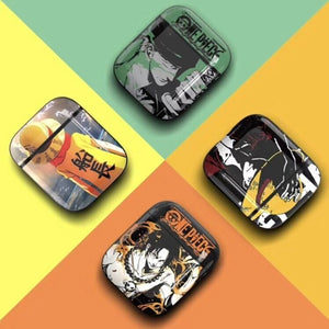 One Piece 'Luffy' AirPods Case Shock Proof Cover