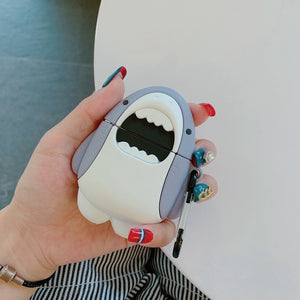 Biting Shark Premium AirPods Case Shock Proof Cover