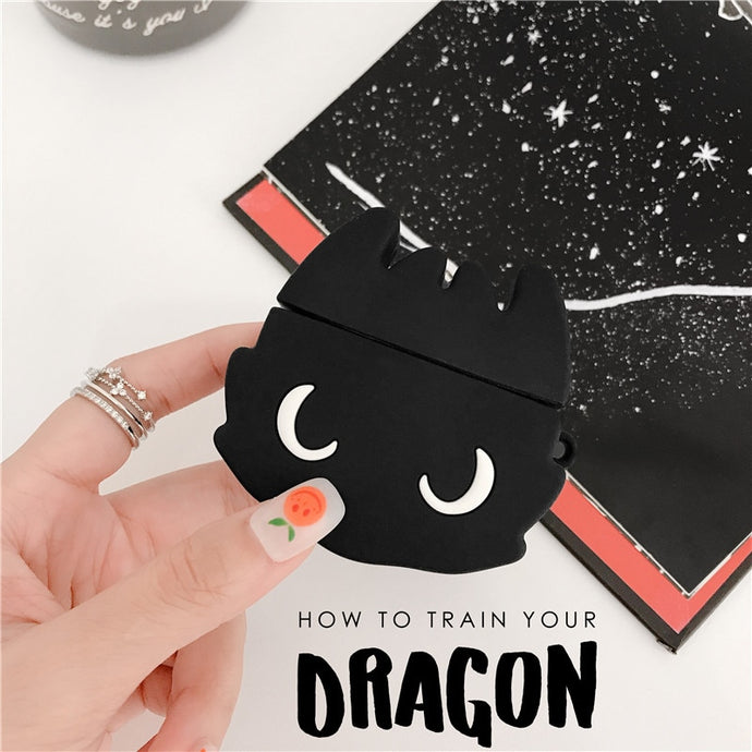 How to Train Your Dragon 'Toothless' Premium AirPods Case Shock Proof Cover