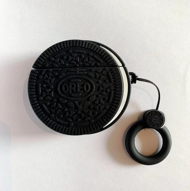 Oreos Premium AirPods Case Shock Proof Cover