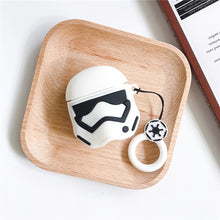 Load image into Gallery viewer, Star Wars 'First Order Storm Trooper' Premium AirPods Case Shock Proof Cover