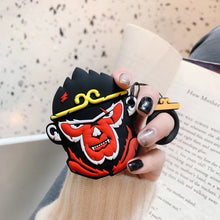 Load image into Gallery viewer, Dragon Ball Z 'Wukong Monkey King' Premium AirPods Case Shock Proof Cover