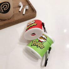 Load image into Gallery viewer, Pringles Can Premium AirPods Case Shock Proof Cover