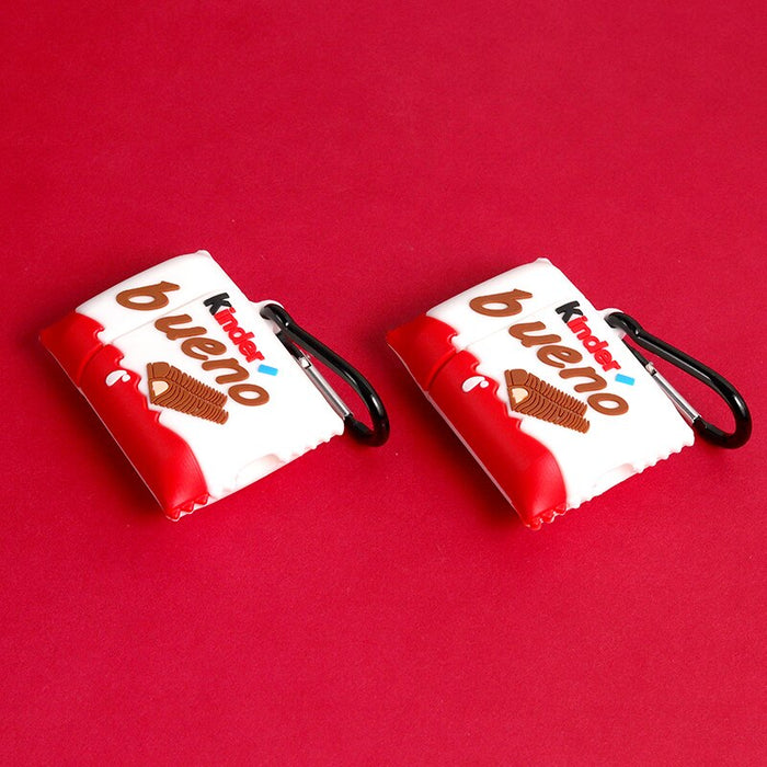 Kinder Surprise Bueno Bar Premium AirPods Case Shock Proof Cover