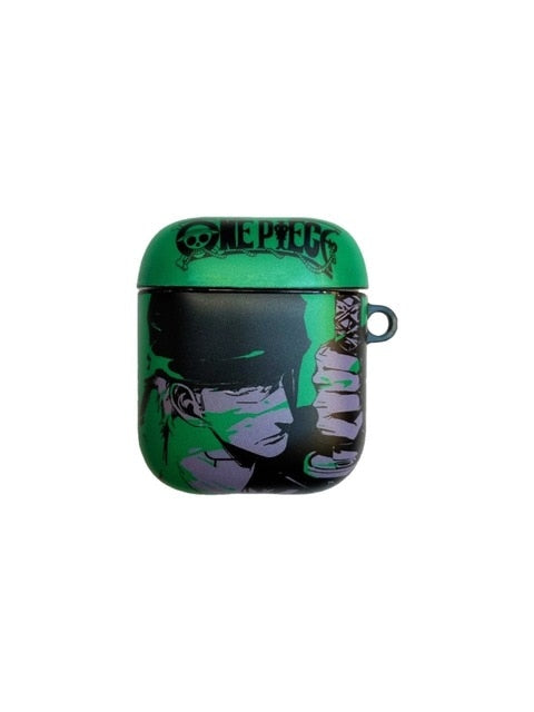 One Piece 'Roronoa Zoro | Blade' AirPods Case Shock Proof Cover