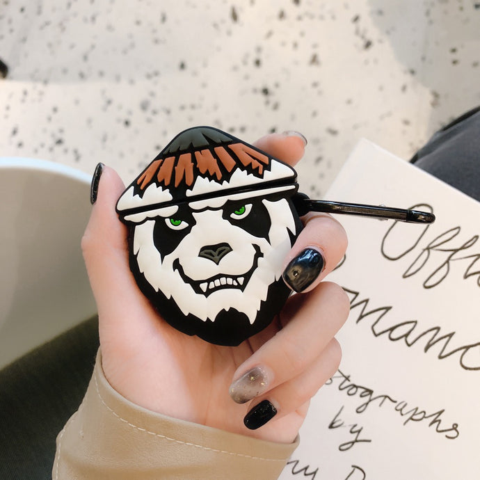 World of Warcraft | WOW 'Pandaren' Premium AirPods Case Shock Proof Cover