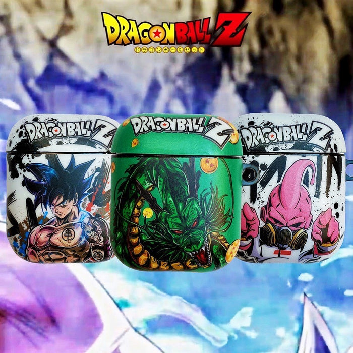 Dragon Ball Z | DBZ 'Shenron' AirPods Case Shock Proof Cover