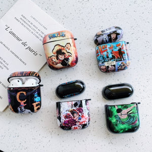One Piece 'Luffy Smash' AirPods Case Shock Proof Cover