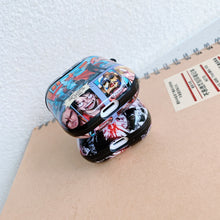 Load image into Gallery viewer, One Piece 'Luffy Smash' AirPods Case Shock Proof Cover