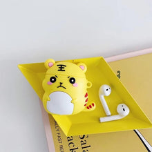 Load image into Gallery viewer, Cute Pouty Tiger Premium AirPods Case Shock Proof Cover