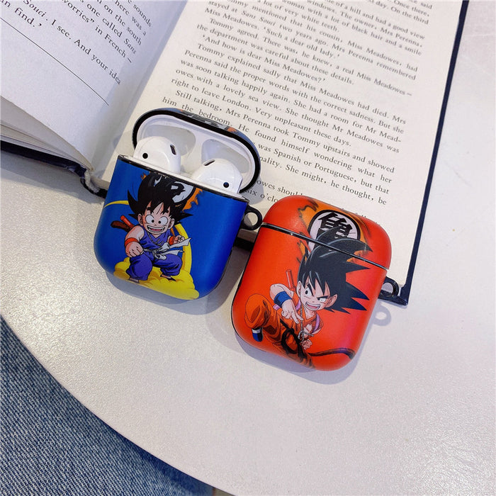 Dragon Ball Z | DBZ 'Son Goku' AirPods Case Shock Proof Cover