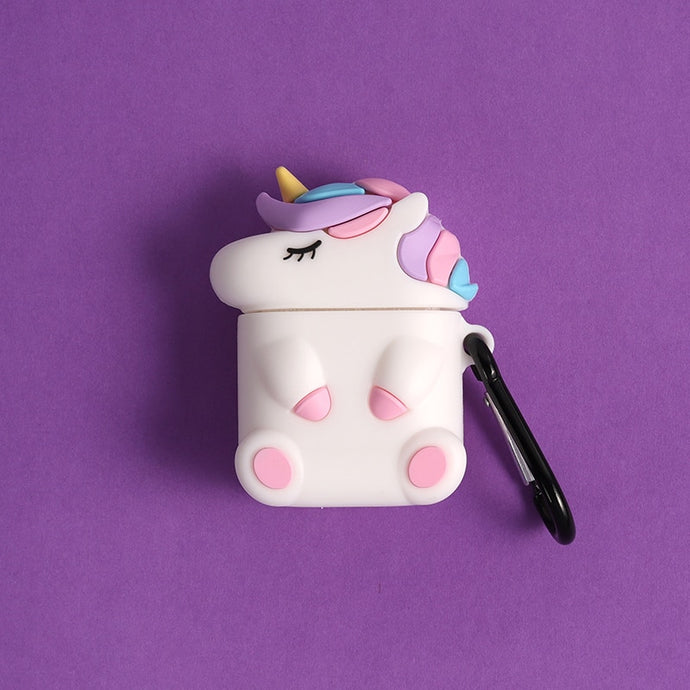 Unimpressed Unicorn Premium AirPods Case Shock Proof Cover