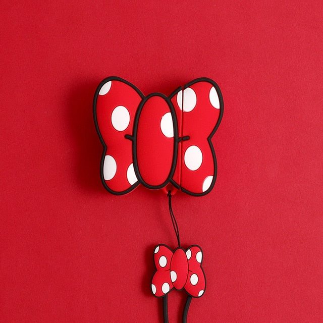 Minnie Mouse 'Bow' Premium AirPods Case Shock Proof Cover