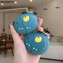 Load image into Gallery viewer, Dinosaur Egg Premium AirPods Case Shock Proof Cover