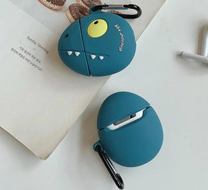Dinosaur Egg Premium AirPods Case Shock Proof Cover