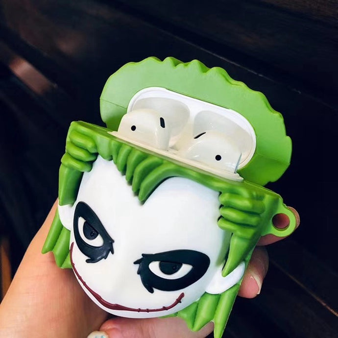Batman 'Joker Kid' Premium AirPods Case Shock Proof Cover