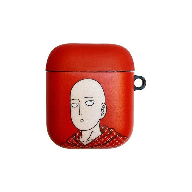 One Punch Man AirPods Case Shock Proof Cover