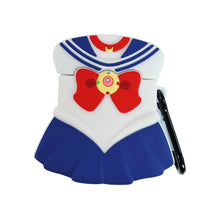Load image into Gallery viewer, Sailor Moon 'Dress' Premium AirPods Case Shock Proof Cover