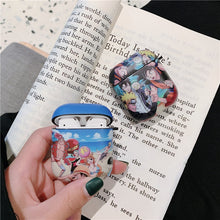 Load image into Gallery viewer, Anime Mural AirPods Case Shock Proof Cover