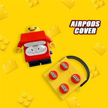 Load image into Gallery viewer, Lego Man Premium AirPods Case Shock Proof Cover