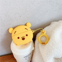 Load image into Gallery viewer, Winnie the Pooh 'Baby Pooh' Premium AirPods Pro Case Shock Proof Cover