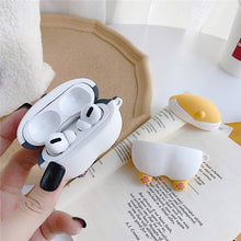 Load image into Gallery viewer, Cute Corgi Dog Booty Premium AirPods Case Shock Proof Cover