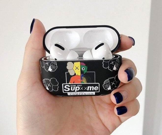 KAWS 'Supxxme' AirPods Pro Case Shock Proof Cover