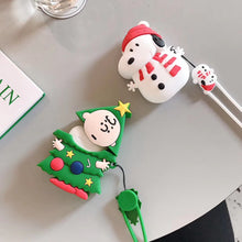 Load image into Gallery viewer, Charlie Brown Christmas Tree Premium AirPods Case Shock Proof Cover