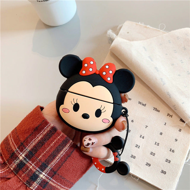 Baby Minnie Mouse Premium AirPods Pro Case Shock Proof Cover